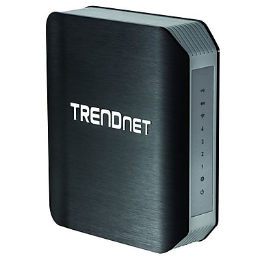 Trendent® TEW-800MB AC1200 Dual Band Wireless Media Bridge
