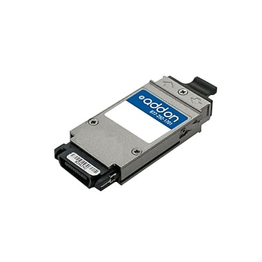 AddOn® GBIC-LX-AOK GBIC SC SMF Transceiver Module For Alcatel OmniStack 6124/6148