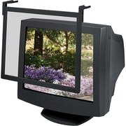 "Fellowes® 93786 Standard Filter Trad Tint For 19"" - 21"" CRT Monitors, Black"