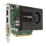 Lenovo® Quadro K2000 2GB GDDR5 Graphic Card