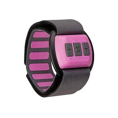 Scosche® RHYTHM Bluetooth® Armband Heart Rate Monitor For Women, Pink