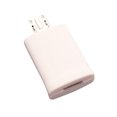 4XEM™ 5Pin To 11Pin Micro USB Adapter For Samsung galaxy S3, White