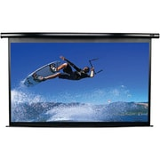 Elite Screens® Spectrum Series 125 Electric Projection Screen, 16:9, Black Casing