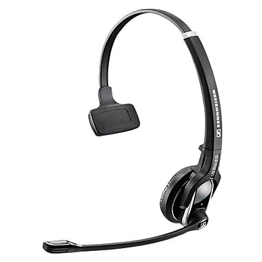 Sennheiser SD Pro 1 Wireless Monaural DECT Headset, Black