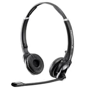 Sennheiser SD Pro 2 Wireless Binaural DECT Headset, Black