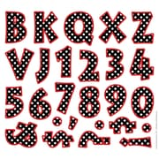 "Barker Creek 2"" Letter Pop-Outs, Dots"