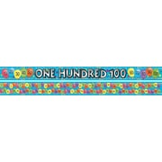 Barker Creek Multi-Color Double Sided Trim, Count To 100