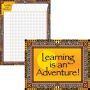 Barker Creek Learning Adventure Chart Set