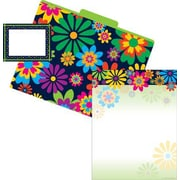 Barker Creek Get Organized Kit, Italian Flowers