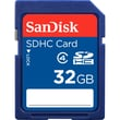 SanDisk 32GB SDHC (Secure Digital High Capacity) Class 4 Flash Memory Card