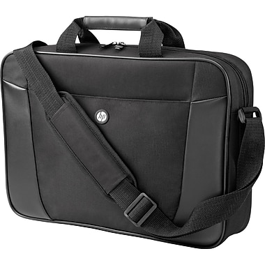 HP® Essential Messenger Case For 17.3in. Notebook, Black