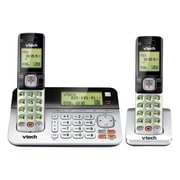 Vtech® CS6859-2 DECT 6.0 Cordless Phone, 50 Name/Number