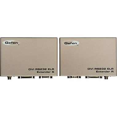 Gefen® DVI RS-232 ELR Video Console/Extender