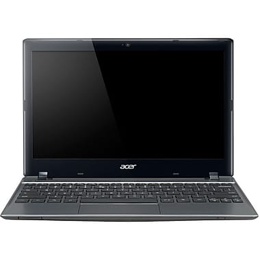 Acer® Aspire C710 11.6in. LED Notebook, Intel® Celeron 847 Dual-Core™ 1.1GHz 4GB