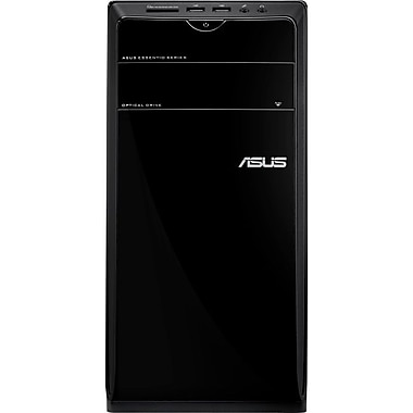 Asus® Essentio Desktop Computer, Intel® Core™ i5-3330 Quad-Core™ 3GHz
