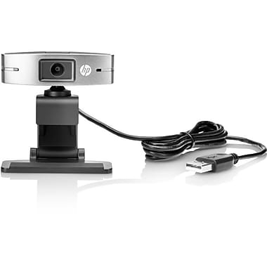 HP® Promo USB HD 720p Webcam For Business, 720p HD