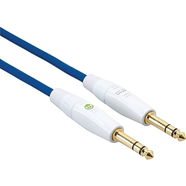 Hosa Technology 10' Beatport REAN 1/4in. TRS to Same Balanced Interconnect Cable