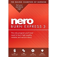 Nero Burn Express 3 Software