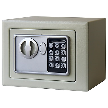 Trademark Global® Stalwart™ Electronic Deluxe Digital Steel Safe