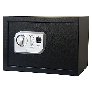 Trademark Global® Stalwart™ Fingerprint and Digital Steel Safe