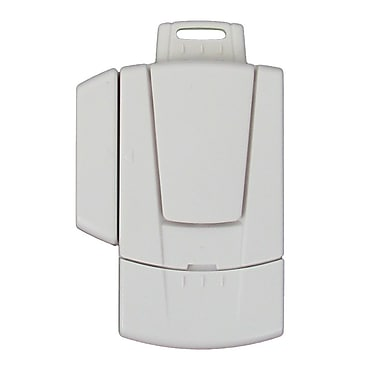 Trademark Global® Mini Window Alarm, Wireless Installation , 105 dB