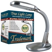 Trademark Home™ 27 W Deluxe Sunlight Desk Lamp, Chrome
