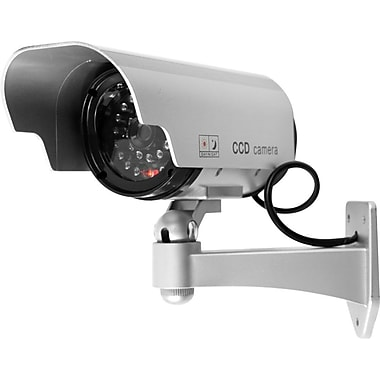 Trademark Global® 72-HH659 Decoy Security Camera With Blinking LED and Adjustable Mount