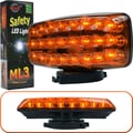 Trademark Global® Stalwart™ ML3 Series 24 LED Safety Light With Magnetic Mount