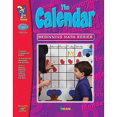 Beginning Math Series: Calendar, Grade 2-3