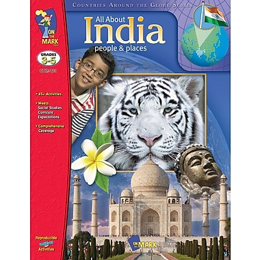 All About India, Grade 3-5
