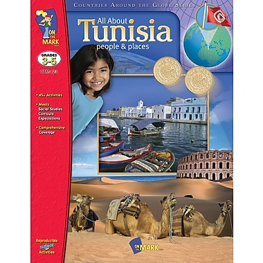 All About Tunisia, Grade 3-5