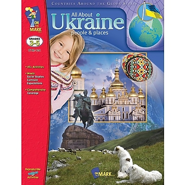 All About Ukraine, Grade 3-5