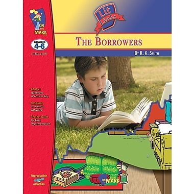 The Borrowers Lit Link, Grade 4-6