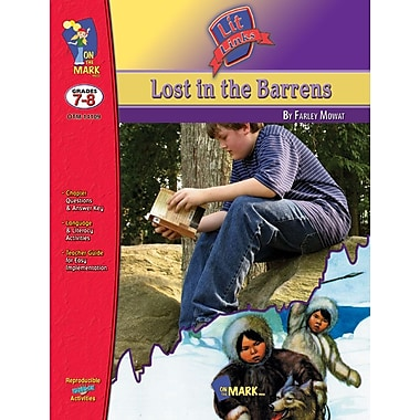 Lost in the Barrens Lit Link, Grade 7-8