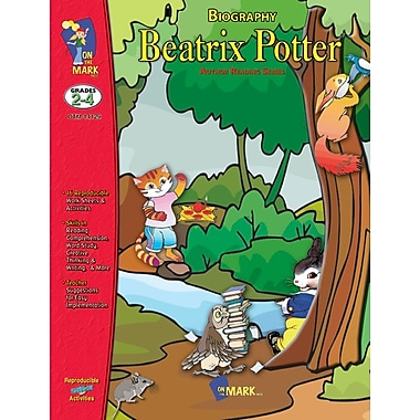 Beatrix Potter: Activity Biography, Grade 2-4