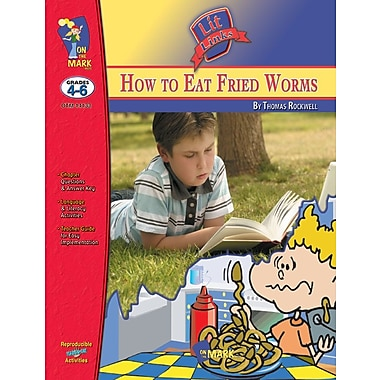 How to Eat Fried Worms Lit Link, Grade 4-6