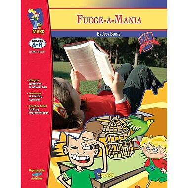 Fudge-a-Mania Lit Link, Grade 4-6