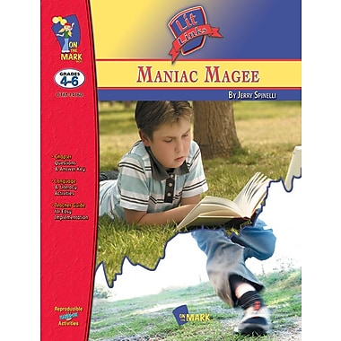 Maniac Magee Lit Link, Grade 4-6