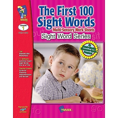 The First 100 Sight Words, Grade 1