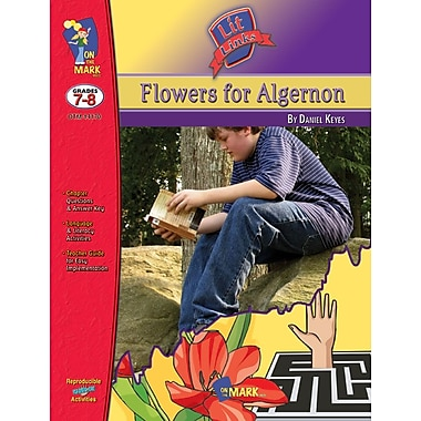 Flowers for Algernon Lit Link, Grade 7-8
