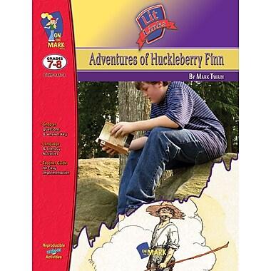 Adventures of Huckleberry Finn Lit Link, Grade 7-8