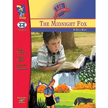 Midnight Fox Lit Link, Grade 4-6