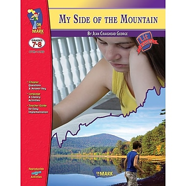 My Side of the Mountain Lit Link, Grade 7-8