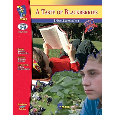 Taste of Blackberries Lit Link, Grade 4-6