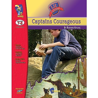 Captain Courageous Lit Link, Grade 7-8