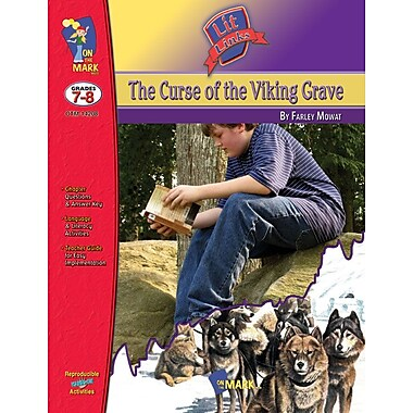 Curse of the Viking's Grave Lit Link, Grade 7-8