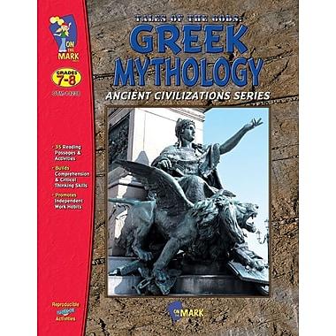 Tales of the Gods Greek Mythology, Grade 7-8
