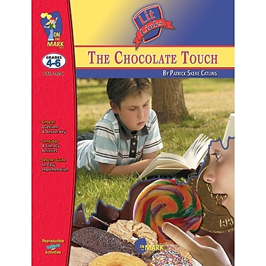 Chocolate Touch Lit Link, Grade 4-6