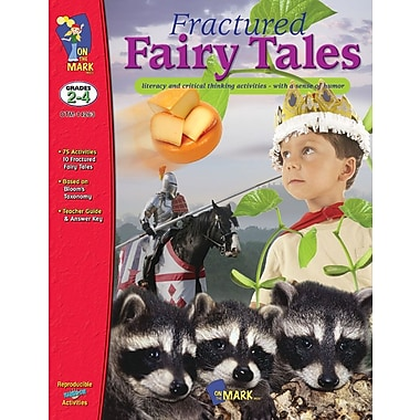 Fractured Fairy Tales, Grade 4-6