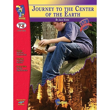 Journey to the Center of the Earth Lit Link., Grade 7-8